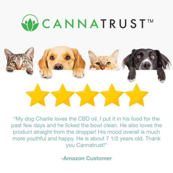 CannaTrust Pet Relief Review